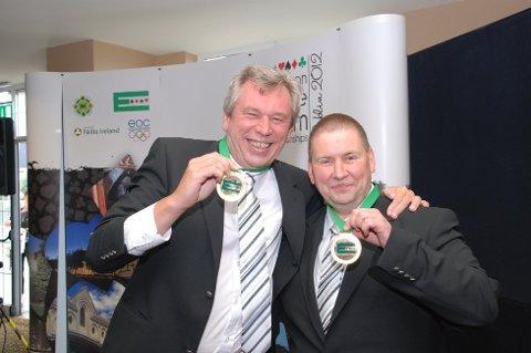 Tor Helness og makker Geir Helgemo er begge tiltalt for grovt skattesvik. De mener selv de har betalt skatt til Monaco.