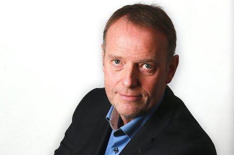 Sjefredaktør Jan-Eirik Hanssen.