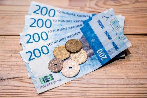 Sjeføkonom i Swedbank, Øystein Børsum, sier vi kan vente en sterkere krone i løpet av høsten. Foto: Jon Olav Nesvold, NTB scanpix/ANB