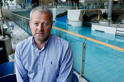 Daglig leder ved Bodø Spektrum, Steinar Bang Hansen, er godt fornøyd med at hans ansatte gjennomskuet svindelforsøket.