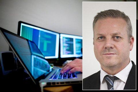 Seniorrådgiveri Norsk Senter for Informasjonssikring (NorSIS), Bjarte Malmedal.