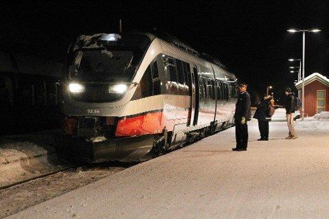 Fra lørdag 16.november og i helgene framover, setter NSB opp senere togavganger til og fra Bodø/Rognan.
