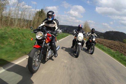 Elever kan ta oppkjøring til motorsykkellappen seks steder i Nord-Norge - ikke ett, som NAF først meldte.