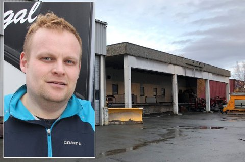Ny satsing: Johan Christian Eriksen er daglig leder og eier av InVia på Fauske. Nå er han også styreleder i et nytt selskap, der fokuset blir rettet mot en annen kundegruppe.
