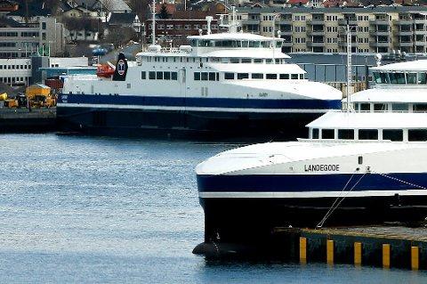 Får skylden: Torghatten Nord oppfattes som lite imøtekommende av festivalarrangøren. Nå er arrangementet på Værøy konkurs.