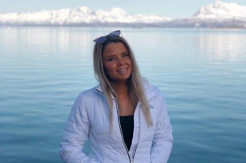 FORMUENDE: Malene Grotle Stokke (23) fra Bodø er oppført med 8,7 millioner kroner i formue.