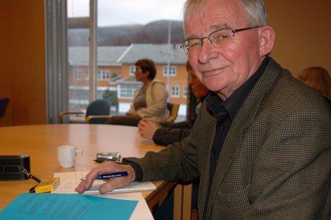 "Kristian ""Kekkan"" Tvenning avsluttet sin journalistgjerning i Meløyavisa høsten 2007."