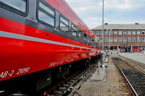 KrF i Bodø, på Fauske og i Saltdal går sammen og arbeider for å styrke togtilbudet i Salten.