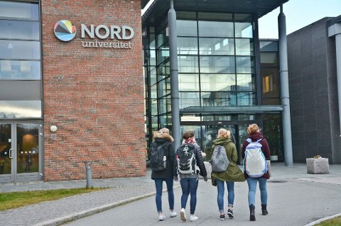 Nord Universitet. Foto: Trude Landstad