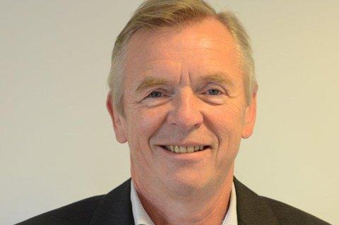 Administrerende direktør i Torghatten Nord Torkild Torkildsen støtter oppom kystkulturen.