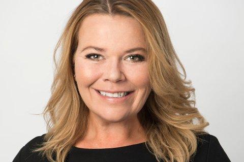 HODEJEGER: Trine Larsen er Managing Partner i Hammer og Hanborg.