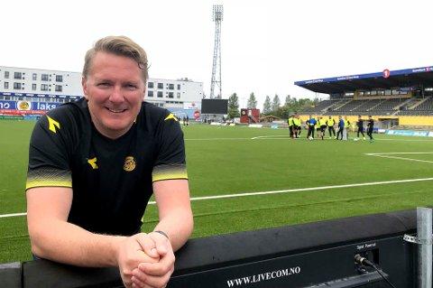 Styreleder i Bodø/Glimt, Inge Henning Andersen, fikk med seg årsmøte på å utsette å ta stilling til boikott av Qatar VM.
