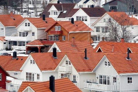 Bodøværingene er fortsatt lant innbyggerne som betaler høyest eiedomsskatt