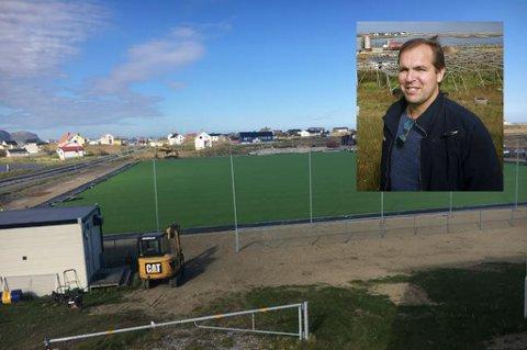 RYDDES: Næringslivsmann Tore Johansen.