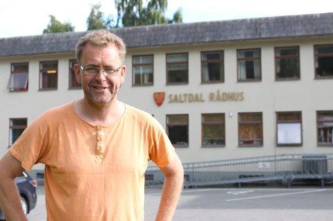 Saltdalslista: Sverre Breivik troner igjen på toppen når Saltdalslista legger frem nominasjonslista for høstens kommunevalg søndag.