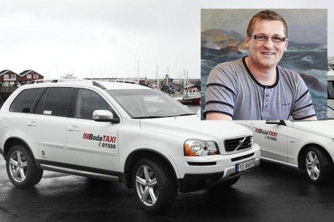 Stortingsrepresentant Dagfinn Olsen tilbakeviser at Bodø og Rana omfattes av regelendringen innen drosjenæringa.