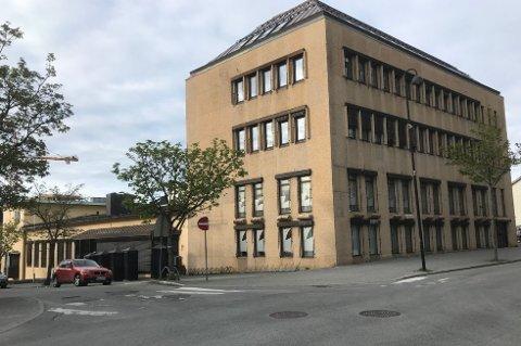 Nå jobber eierne med å utvikle det tidligere bank-bygget i Bodø.