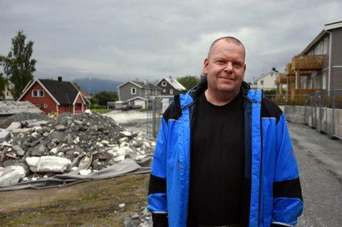 Ole Dahl døde søndag ettermiddag. Han ble 54 år gammel. Foto: Christian A. Unosen