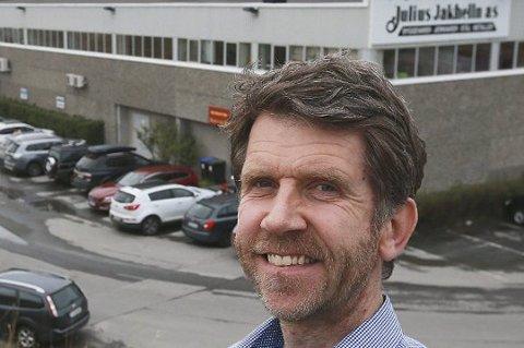 John Jakhelln er involvert i to nyopprettede selskaper.