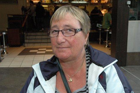 Leder: Anne Markussen er leder av Steigen Pensjonistforening og har underskrevet klagen til Steigen kommune.