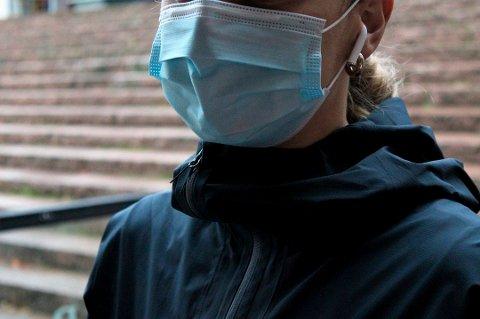 FORESLÅR MUNNBIND-STØTTE: Ann-Kristin Fiskerud foreslår å gi økonomisk støtte til mennesker med lav inntekt, slik at de kan kjøpe munnbind.