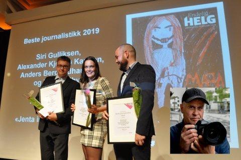 Siri Gulliksen, Anders Bergundhaugen, Alexander Karlsen og Tom Melby sto bak Mia-saken.