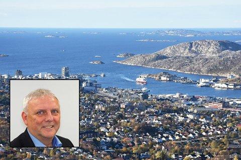 Nordnorsk: Når det nye kraftselskapet i regi av Bodø Energi og Troms Kraft oppstår, skal hovedsete og direktør ha tilholdssted i Bodø. Det var svært viktig for Bodø Energi-sjef, Arne Juell.