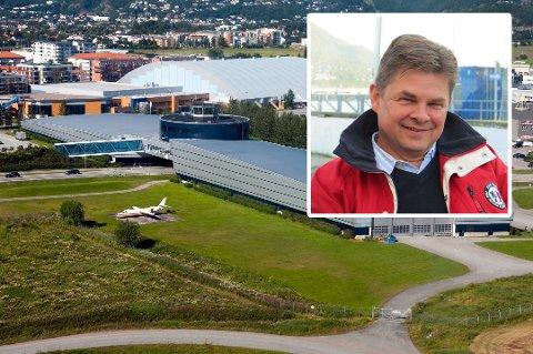 Ny sjef: 1. juni blir Arne Christian Fjelberg ny direktør ved Norsk luftfartsmuseum. Mannen som opprinnelig kommer fra Lillehammer har hele sin yrkesaktive karriere jobbet i Forsvaret.