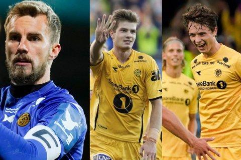 Ricardo Friedrich, Alexander Sørloth og Håkon Evjen mener alle at Bodø/Glimt er i ferd med å utgjøre historie.