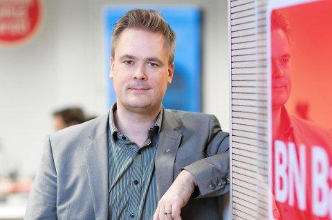 NÅR TOK DU OPP LÅNET? Det avgjør hvilken rente du får, sier personmarkedsdirektør Endre Jo Reite i BN Bank. Foto: Geir Morgen (BN Bank)