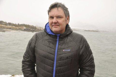 IKKE FIRE NYE ÅR: Jonny Finstad trekker seg som kandidat for Nordland Høyre etter å ha fått kreftdiagnose. - Prognosene er gode, men jeg føler at jeg ikke makter stå på i nominasjonsprosessen og valgkampen.