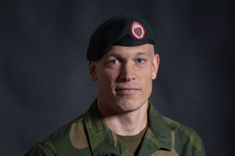 TABLOID: Eirik Skomedal forteller at det ikke var snakk om fest-tendenser i den nederlandske leiren.