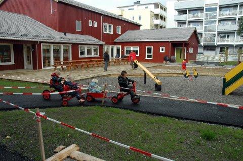 Bodø Røde Kors ønsker ikke lenger å eie en del av Barnas Hus.