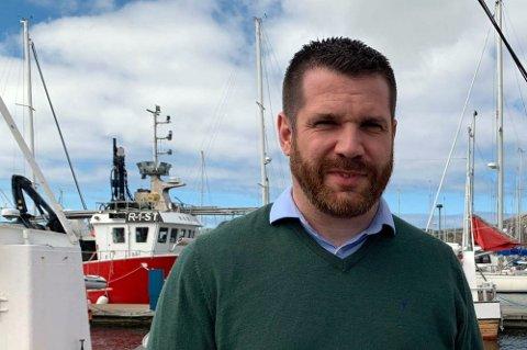 Mellom 2015 og 2019 var Hans Fredrik Sørdal ordfører i Flakstad kommune. Nå vil han bli avdelingsleder for Innovasjon Norge i Bodø.
