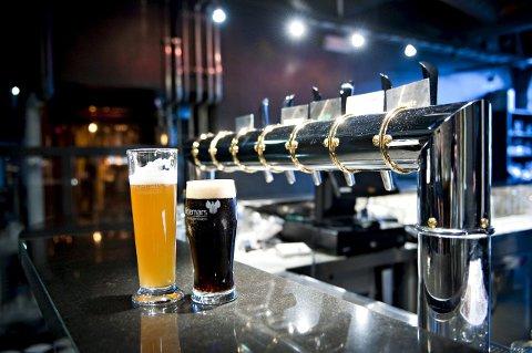 Hansa-ølet smaker elendig – takk og lov for Waldemar, skriver Erling Gjelsvik i dag. Arkivfoto: Vidar Langeland
