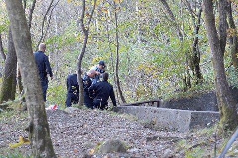 Politiet har ingen indikasjoner på at det har skjedd noe kriminelt.