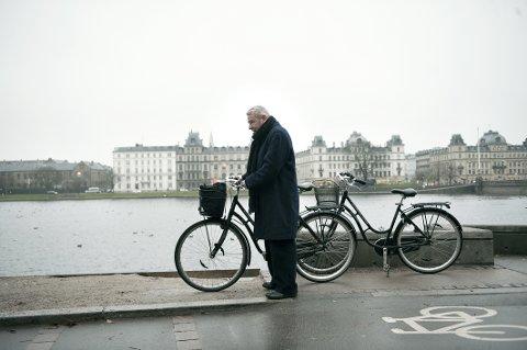 Tomas Espedal i København.