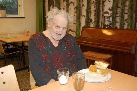 Byoriginalen døde på julaften, 89 år gammel.
