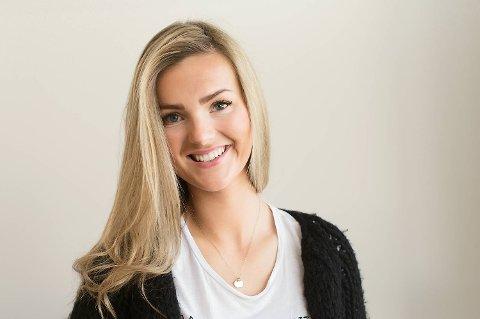 Blogger Eirin Kristiansen.