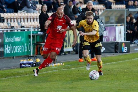 Daniel Braaten var enorm i 2. omgang mot Lillestrøm, og får ros på Brann-børsen.