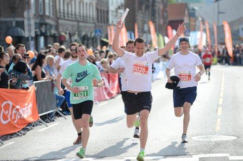 Bergen City Marathon-løperne vil ha førsterett på flere gater under arrangementet.