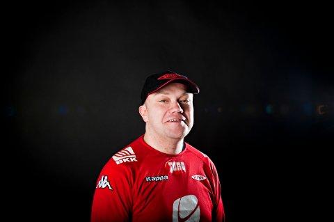 Alexander Osdal, Brannblogger.