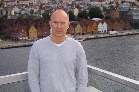 Assisterende fylkesdirektør Nav Hordaland Tommy Johansen noterer nedgang i leidgheten for syvense måned på rad. FOTO: NAV