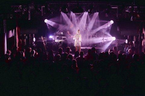 – Vill Vill Vest får satt Bergen mer på kartet i musikksammenheng. Det er en veldig god plattform for    lovende artister til å vise seg frem, sier Ruben Nesse i Brilliance records. Her fra Sigrids konsert under fjorårets festival.