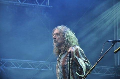 Robert Plant avlyser den planlagte konserten i Bergen.