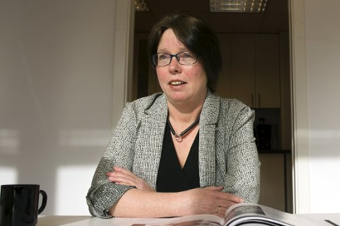 Forfatter Monika Yndestad.