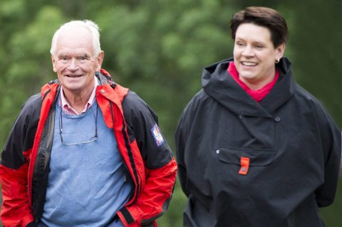 Mektig:  Trond Mohn lyttes til når han prater. I gårsdagens BA argumenterte han for at Ap bør velge Marte Mjøs Persen som førstekandidat til kommende kommunevalg. FOTO: MAGNE TURØY