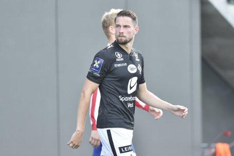Viktor Smari Segatta har vært en koloss på topp for Stord denne sesongen. Islendingen har hamret inn 17 scoringer, og ble i sommer jaktet på av større klubber.