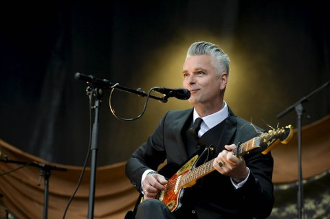 Utsolgt: Janove Ottesen gjør to utsolgte konserter i Håkonshallen fredag kveld.