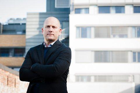 Steffen Handal, leder i Utdanningsforbundet.